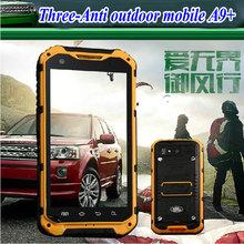 Original A9+ A9 IP68 Waterproof Phone MTK6592 8 Octa Cores 2GB RAM 16GB 3G Android 4.2 Smartphone RG960 J5 A8 Runbo Mann zug3