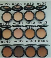 Stage Makeup Powder Matte Studio Fix Powder Plus Foundation 15g 12colors Flawless Brand Pressed Powder Professional Cosmetic