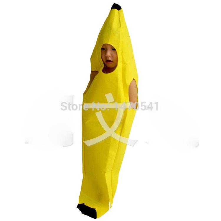 Костюм банана для мальчика своими руками 1