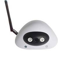 Wireless IR P2P Dome Indoor Wifi Ip Camera for 3.6mm Lens H2.64 Onvif 720P 1.0 Megapixel Hidden Wireless Audio Camera