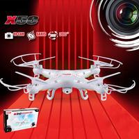 X5C Syma 2MP HD Camera Quadcopter 2.4Ghz 6-Axis Gyro RC Drone UFO Airplane
