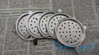 Free Shipping $12(mix order)Hookah Shisha Head Bowl Metal Charcoal Screens Silver instead of Foil