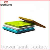 100PCS/lot W209 Ultra card power bank polymer 2500mah portable external battery charger for HTC SAMSUNG APPLE XIAOMI SMARTPHONE