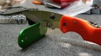 EDC gear Professional Kitchen whetstone Knife Sharpener EDC Folding Knife Straight Knife sharpening
