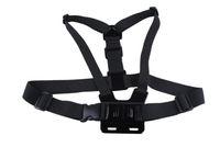 Black Harness Adjustable Chest Body Belt Strap Mount For Gopro HD Hero 2/3
