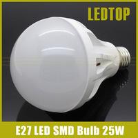 High Power E27 25W Led Bulb 5730 2835 SMD Lamp AC 220V 230V Light Warm Cold White chandelier Bombillas Spotlight For Living Room