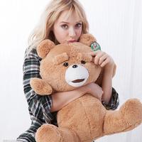 Niuniu Daddy Plush toy Teddy Bear TED The United States of America star bear