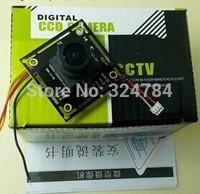 Miniature surveillance camera HD 700 line Mini FPV aeromodelling aerial surveillance camera