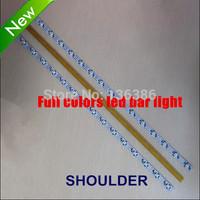 Bestsellers 10M WS2812 built-in rigid Strip light 5050 SMD 32LEDs/M led digital bar light DC5V full colors aluminum profile led