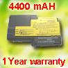 Battery for IBM ThinkPad T20 T21 T22 T23 02K6620 New