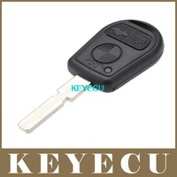 Replacement 3 Button Remote Key Fob With Uncut Blade HU58 For BM 3 5 7 X5 X3 Z4 E38 E39 E46 433MHZ With Chip ID44