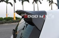 Volkswagen GT-Wing Style Carbon Fiber Rear Roof Spoiler Rear Wing For VW Golf MK6 R20