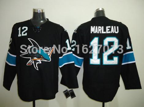 San Jose Sharks Marleau Jersey Free Shipping San Jose Sharks