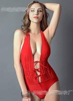 New Arrival 2015 Women Sexy One Piece Swimsuit, Bathing Bodysuit