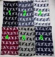 Free shipping ladies fashion dog  print scarf  hotsale scarf