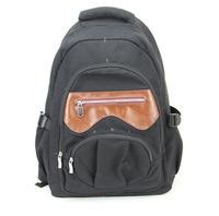 Canvas Backpack Men,Girls Vintage School Backpack,Women Laptop Backpack Bag,Rucksack free shipping H005 black