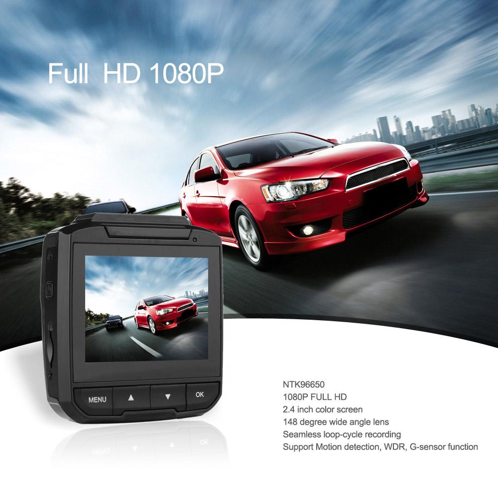 Автомобильный видеорегистратор Oem NTK96650 AT850 HD 1080P 2.4 DVR 148 G WDR oem 1 100