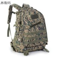 tactical backpack double-shoulder hiking travel bag outdoor bag 3d bag