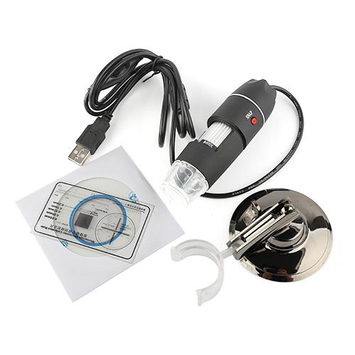 Portable USB Digital 50-500X 2.0 MP Microscope Endoscope Magnifier Camera 8 LED(China (Mainland))