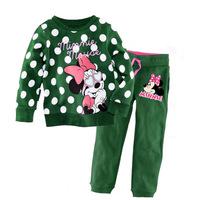 new toddler baby kids girls pajama set spring autumn winter children family pijama sleepwear suit