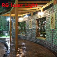 Mini Outdoor/Indoor Christmas Red Green Firefly Laser Lighting Projector Landscape Lighting Show Xmas Tree Garden Home Lighting