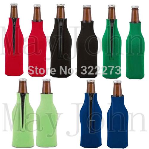 Hot selling Imprint Neoprene Kolder Holder beer & Wine bottle Cooler Stubbie Coolers Stubbie KoozieCWMJH0168328(China (Mainland))