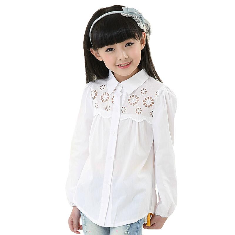 Блузка для девочек Didioo 2015 girls blouse - CS001