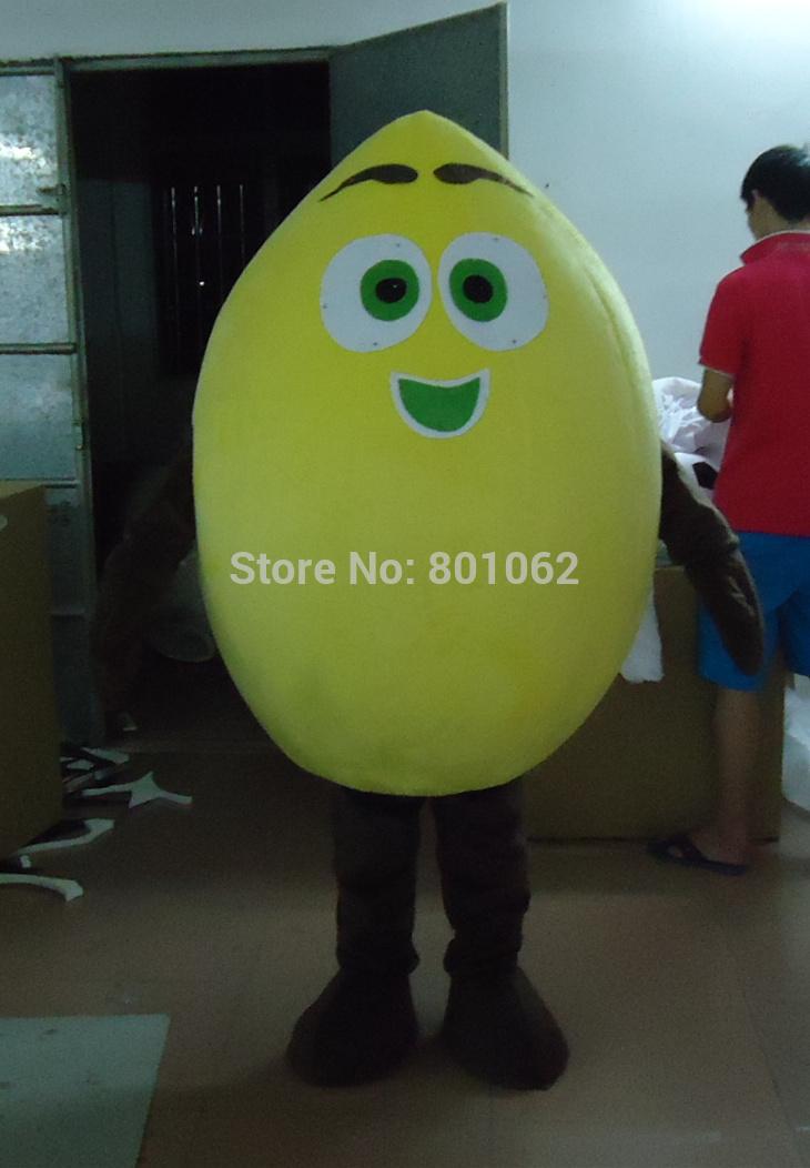 OISK Lemon Mascot Suit(China (Mainland))