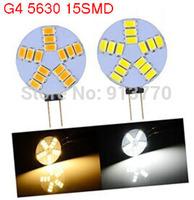 1pcs G4 led 5630 lamp 5W DC12V Led bulb SMD 5630 LED light Angle LED Spotlight Replace 20W halogen lamp light