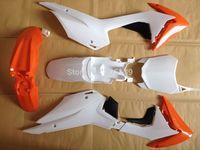 2014 CRF110 ORANGE/WHITE/black Plastic PARTS  FOR HONDA MOTO motorcycle dird pit bike CRF 110