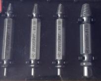 produto wood tool drill bit ferramentas marcenaria furadeira damaged screw extractor speeding out speed strip remove tool Tungsten steel