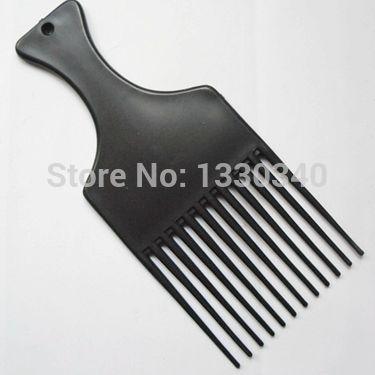 Pick Combs woman man hair Pocket Sized Travel DETANGLE AFRO lift Comb wig pik Pick Pic styling tools(China (Mainland))