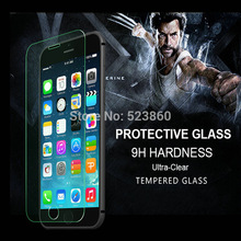 5 5s Explosion Proof LCD Clear Front Premium Tempered Glass Screen Protector Protective Film Guard For Apple For iPhone 5 5S 5C