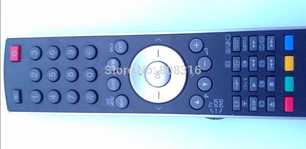Пульт ДУ 32AV504 32AV505 37AV503 37AV504 37AV505 ct/8003 ct/8002 CT8003 LCD TOSHIBA ct