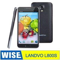Original Landvo L800s Android 4.4 MTK6582 Quad Core 1GB RAM 4GB ROM 960*540 1.2GHz 5MP 5 Inch Mobile Phone