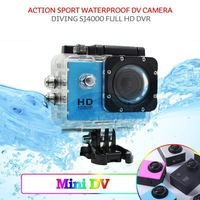 Full HD SJ4000 Camera Mini Waterproof Extreme Helmet Sport DVR Action Video Camera Without Wifi