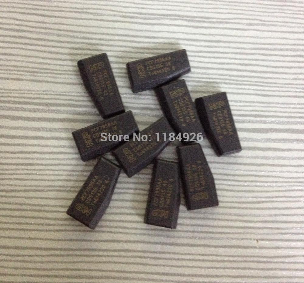 ID46 Chrysler locked car key transponder phillips crypto free shipping(China (Mainland))