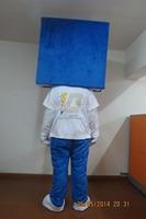 Good visual top sale lovely boo macot boy costume adult kumamon mascot costume