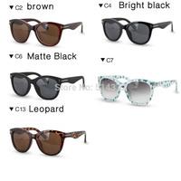 WG hot 2015 illesteva sunglasses women brand designer vintage fashion summer eyewear 6629
