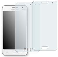 3X Clear HD LCD Screen Protector Film Guard for Samsung Galaxy Core II 2 G355