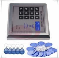 Brand New RFID Reader Access Control Keypad, Support Card, Password, Card + Password unlocking