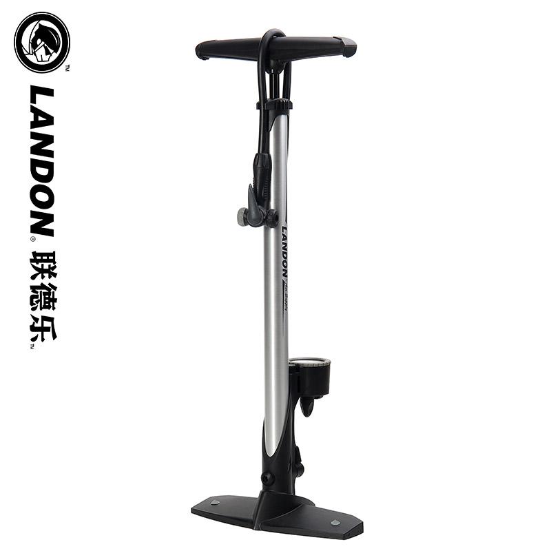 Bicycle high pressure pump belt pressure gauge portable mini mountain bike(China (Mainland))