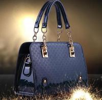 Hot Sale New 2015 Fashion Desigual Brand Crocodile Women Handbag Leather Shoulder Bags Women Messenger Bags Tote Bride bags
