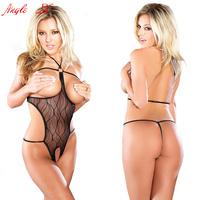 AL00 Hot Sales Sexy Clothing Mesh Women Underwear Sexy Lingerie Erotic Bodysuits Teddies Costumes Suit