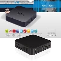 New Amlogic S805 MXQ Android TV Box Quad Core 1G/8G Mali450 XBMC GPU HDMI H.265 XBMC WIFI Airplay Miracast 3D Mini PC Smart TV