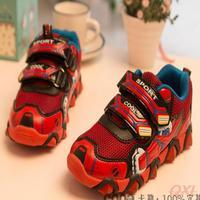2015 Spring Boys Sneakers Branded Running Shoes Kid Sneaker Zapatillas Deportivas Ninos Children's Sport Shoe Child Casuals L92