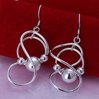Hot Plated Ball Fashion Jewelry Women Earring Dangle Earrings For Sale