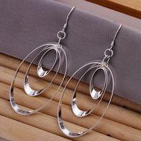 Hot Fashion Jewelry Elegant Dangle Earrings Women For Sale