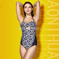 The new 2015 Miss Bikini swimsuit steel prop gather was thin triangular piece swimsuit swimwear free shipping