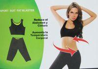 Super stretch neoprene slimming Tops+pants Body Shaper Slimming pant waist training corsets Plus Size body corset bodysuit
